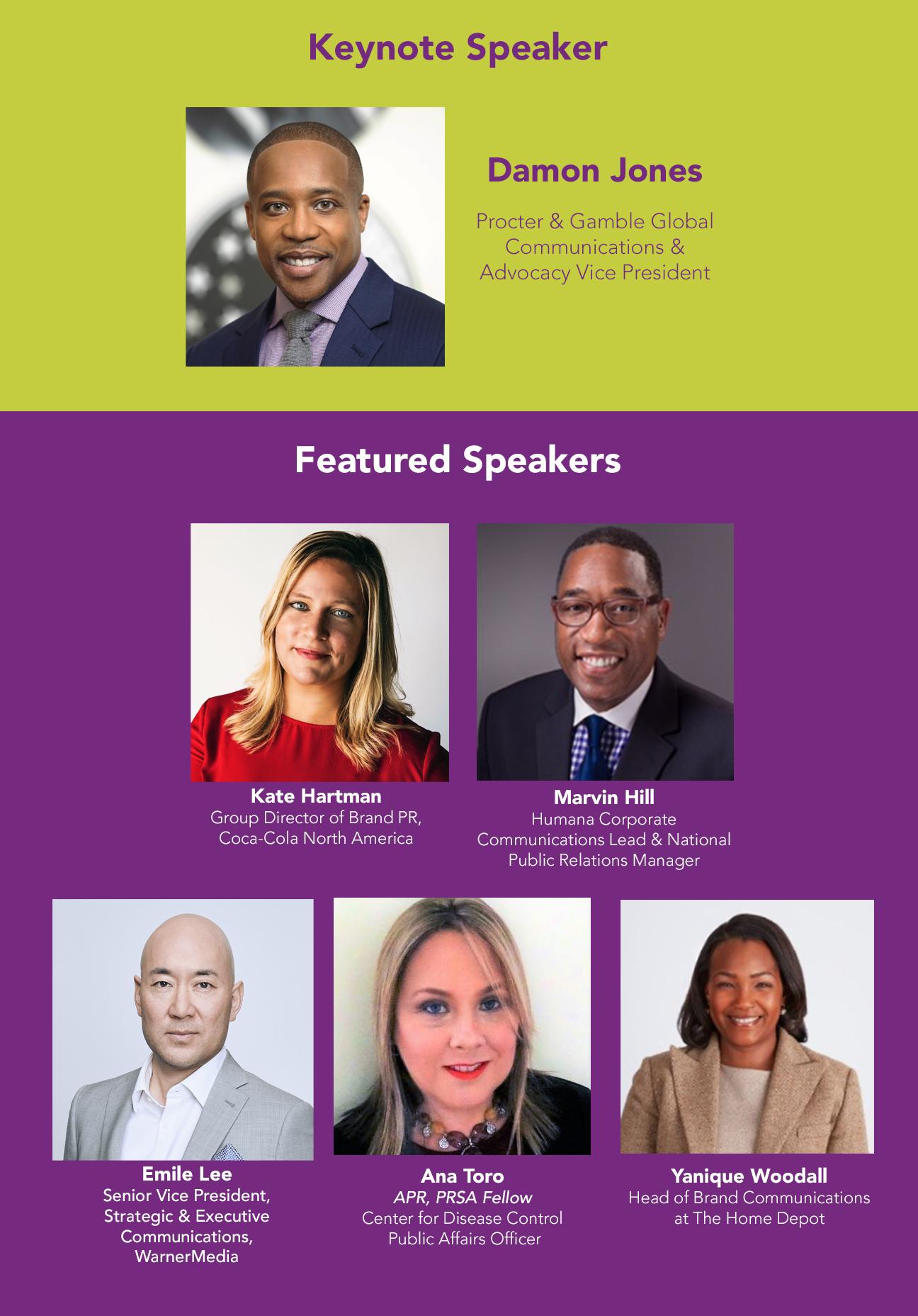 Diverse Voices Special Event Atlanta october 8